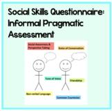 Informal Pragmatic Language Checklist
