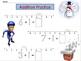 Pre - K and Kindergarten Winter Themed Math Packet