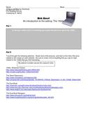 Pre-Reading Of Mice and Men WebQuest