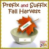 Prefix and Suffix Fall Harvest