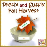 Prefix and Suffix Fall Harvest