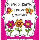 Prefix or Suffix Flower Craftivity *Freebie*