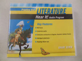Prentice Hall Literature Hear It!Audio CD Book Set grade 7