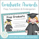 Prep and Foundation Graduate Certificates - End of Year Award