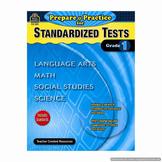Prepare & Practice for Standardized Tests (Grade 1) TCR2891