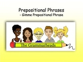 Prepostional Phrase and Prepositions Slideshow - PowerPoin