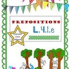 Prepositions: Teach, Practice, & Write