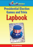 Presidential Election Games & Trivia Lapbook