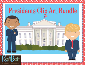 Presidents Clip Art