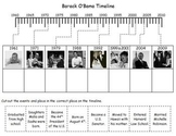 President's Day - Barack Obama Photo Timeline