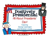 Presidents' Day Literacy Packet Washington and Lincoln