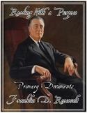 Primary Documents: Franklin Roosevelt