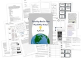 Primary WWII unit activities, resources, vocab, assessment