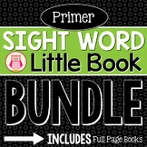 Dolch Primer Sight Word Little Book BUNDLE: Sight Word Eme