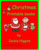 Printable Christmas Books for Early Readers
