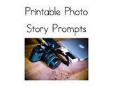 Printable Story Oral Language or Writing Prompts