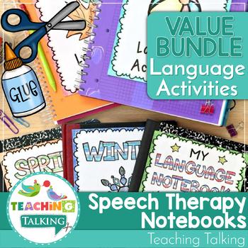 Interactive Language Notebooks (Value Bundle)