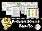 Problem-Solving Pack - Unit on little-medium-big problems