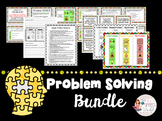 Problem-Solving Pack - Unit on little-medium-big problems