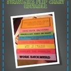 Problem Solving Strategies Flip Chart (Editable)