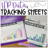 Progress Monitoring Tracking Sheets