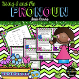 Pronouns Using I and Me, Bad Dog Dodger, Grammar Skills