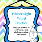 Primer Sight Word Freebie