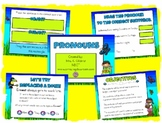 Pronouns Promethean Flipchart Lesson