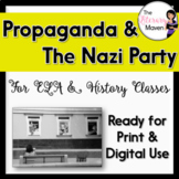 Propaganda & the Nazi Party from the Holocaust & WWII