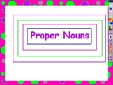 Proper Nouns Promethean Flipchart