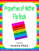 Properties of Matter Flip Book