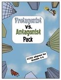 Protagonist vs. Antagonist Pack