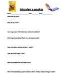Psychology Health Interview a Smoker