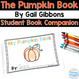 Pumpkin Book: Gail Gibbons Book Companion