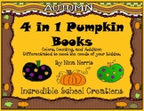 Pumpkin Books - 4 books in 1 product