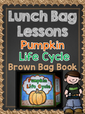Pumpkin Life Cycle Lunch Bag Mini- Book