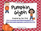 Pumpkin Patch Glyph- Editable