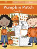 Pumpkin Patch Theme Pack