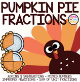 Pumpkin Pie Fraction