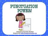 Punctuation practice