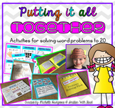 Putting It All Together (6 interactive activities for word