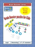 Puzzles for Kids ( 4th and 5th standard) from Brain Booste