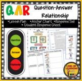 QAR Lesson and Anchor Chart