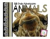 QR Code Adventure: Animals