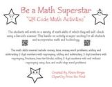 QR Code Math Mania