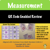 QR Code Measurement Fun
