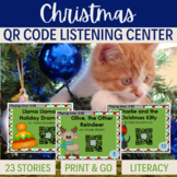 QR Codes - 23 stories for CHRISTMAS  *Great for Listening