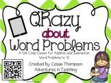 QR Codes: Word Problems