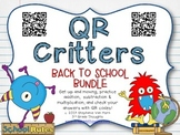 QR Critters BUNDLE {Back to School}