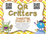 QR Critters BUNDLE {Summertime}